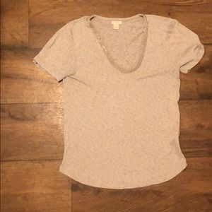 J Crew t shirt. Size S